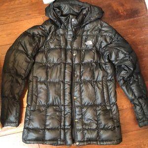 North Face Medium Down Coat